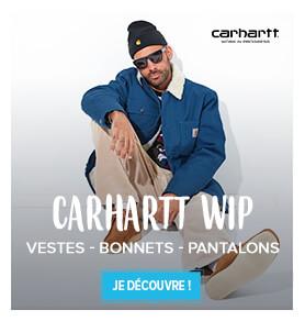 Découvre l'ensemble des produits de la marque Carhartt