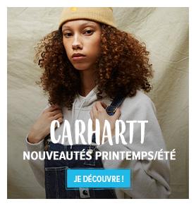 Découvrez Carhartt : Vestes, T-shirt, Sweats…