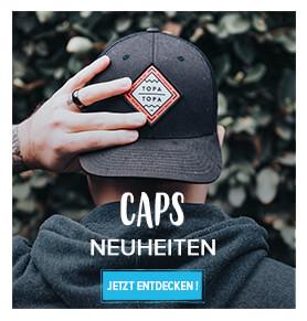 Neuheiten Caps!