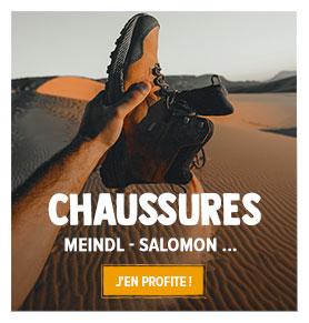 Découvrez notre rayon Chaussures de randonnée Homme : Meindl, Salomon...