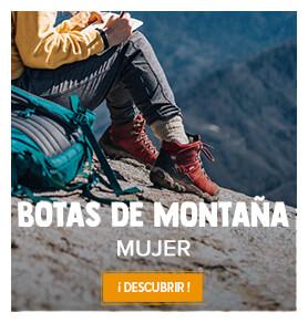 Botas de montaña Mujer
