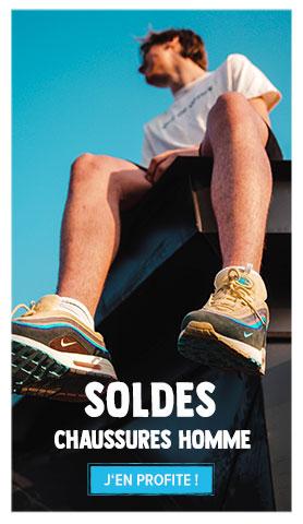 C'est les soldes ! Profitez de promotions jusqu'à -70% sur le rayon Chaussures Street Homme