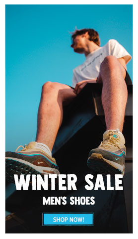 It's Summer sale! Come discover our Men's Streetshoes' assortment on sale