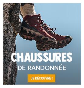 Découvrez toutes nos chaussures de randonnée pour homme et femme !