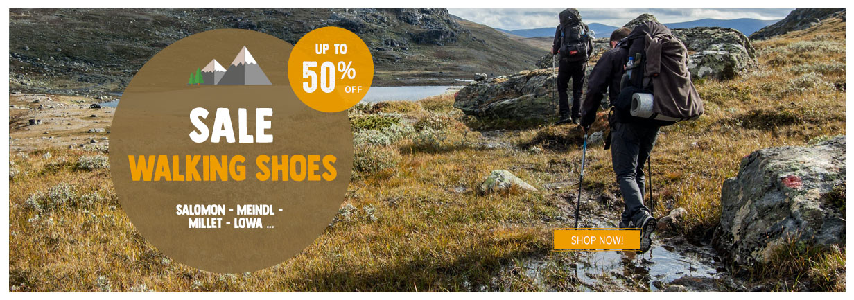 Sale Walking Shoes - Up to 50% off -  Come discover our assortment!