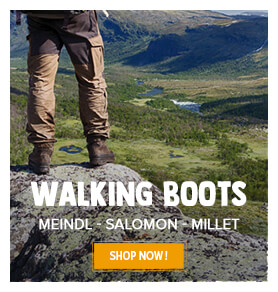 Come discover our walkink boots assortment !