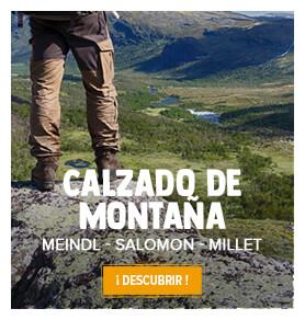 Descubre nuestro gama de clazado de montana