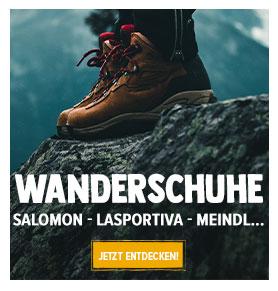 Entdecken Wanderschuhe : Salomon, Meindl, Scarpa...