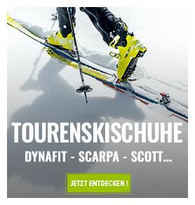 Tourenskischuhe : Scarpa, Scott, K2…