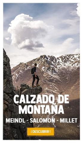 Descubrir Calzado de Montana : Millet, Meindl, Salomon…