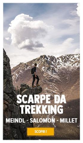 Scopri Scarpe Trekking : Millet, Meindl, Salomon…