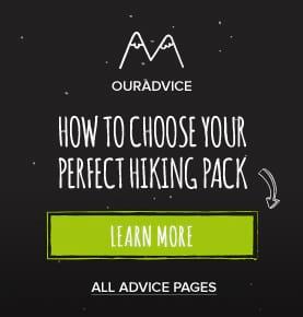 Choosing your backpack