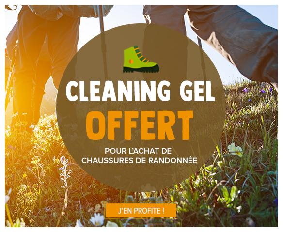 Cleaning Gel offert !