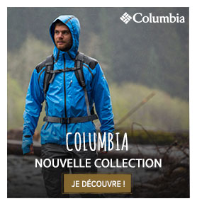 Nouvelle collection columbia !