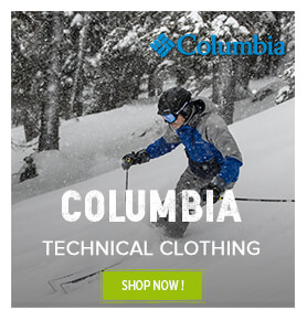 Technical clothing columbia, Men, women and kid !