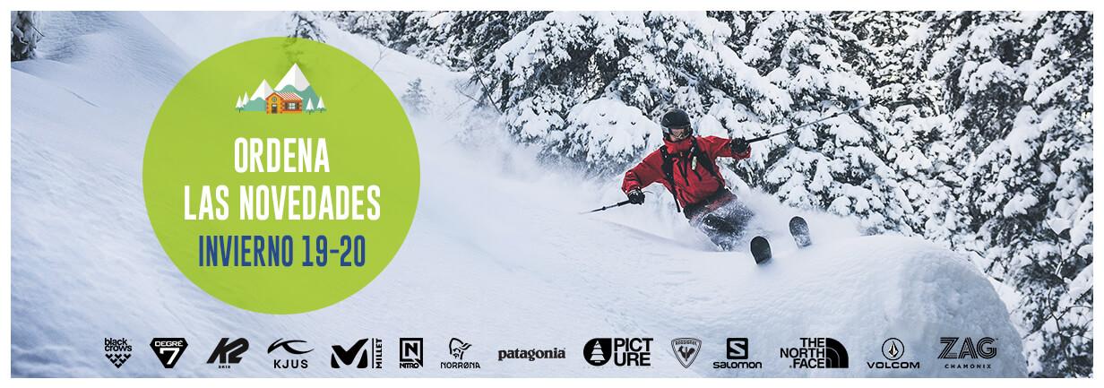 Pré-ordena las nuevas colecciones del invierno 2017-2018
