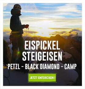 Eispickel tourenski : Petzl, Black Diamond…