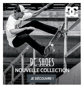 Nouvelle collection DC Shoes !