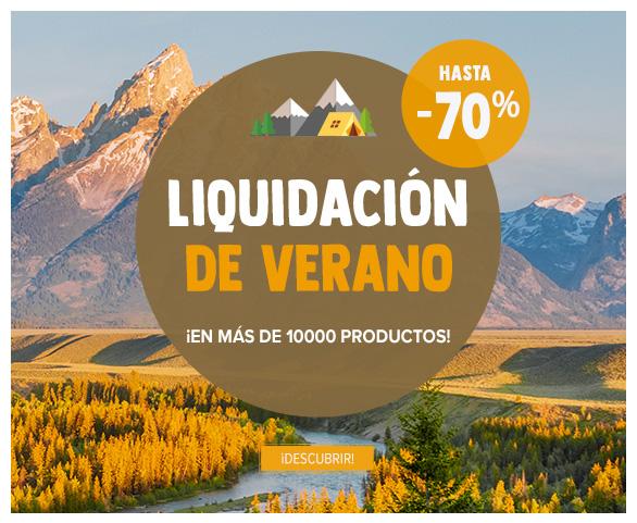 Liquidación : Hasta -70% !