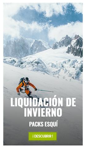 Liquidacion de invierno : Packs Esqui