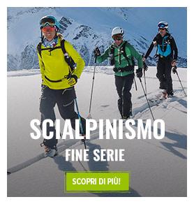 Fine Serie sopra Scialpinismo : Fino a 70%