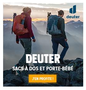 Découvrez l'ensemble de notre gamme de produits Deuter