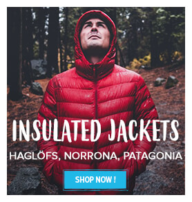 Discover the whole insulated jacket collection !