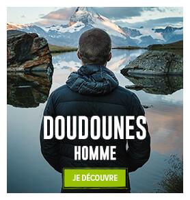Découvrez notre gamme complète de doudounes homme pour le ski