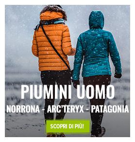 Scopri Piumini : Norrona, Arc'Teryx, Millet…