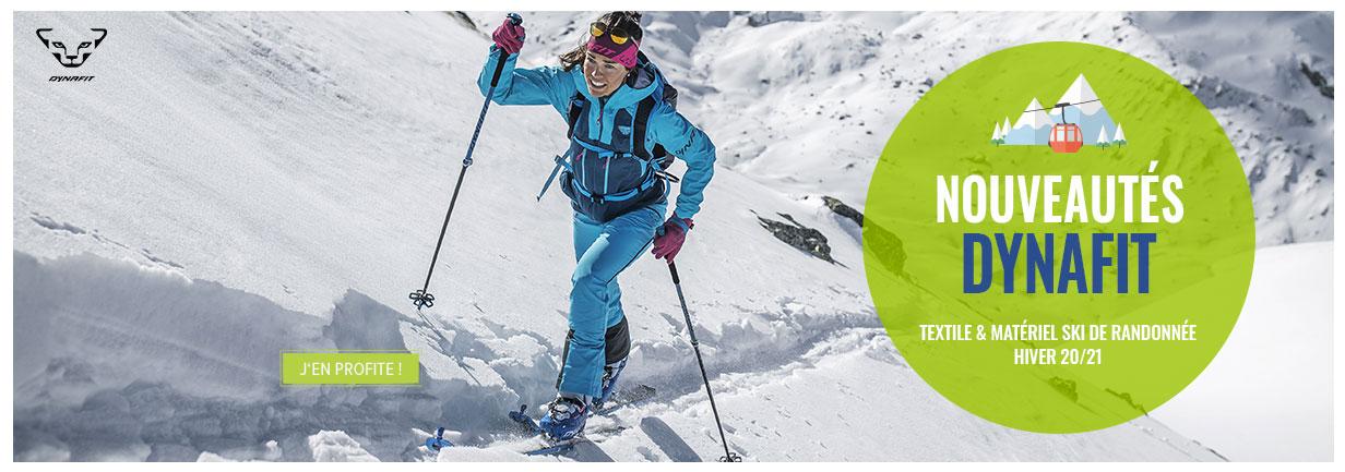 Découvrez les nouveautés Hiver 20/21 chez Dynafit : Ski de randonnée