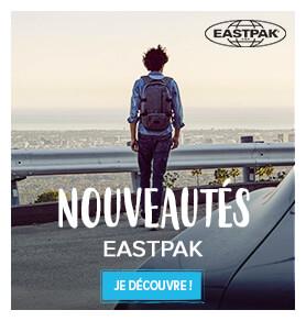 Découvrez les nouveautés Eastpak pour la rentrée!