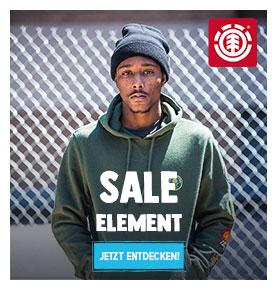 Sale und Element  : Bis zu 40%