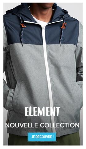 Découvrez la nouvelle collection Element !