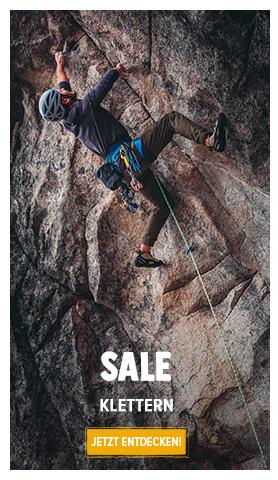 Sale und Klettern : Bis zu 40%