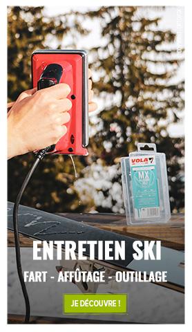 Découvrez l'intégralité de notre rayon Entretien Ski : Vola, Swix, Toko...