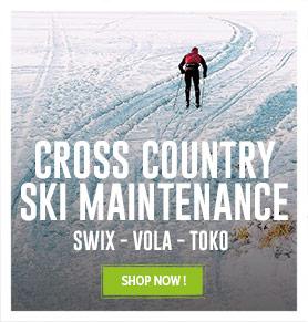 Cross Country Ski Maintenance : Swix, Vola, Toko