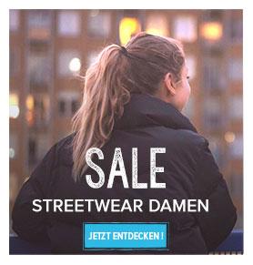 Streetwear Damen Sale !