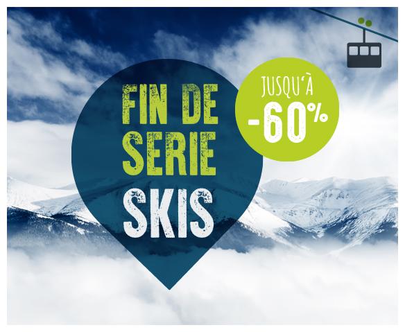 Fins de série ski !
