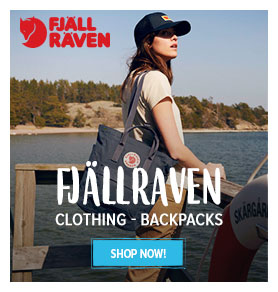 Come discover all Fjällraven's products!