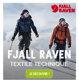 online retailer df558 c850b Decouvrez toute la collection de Fjall Raven !