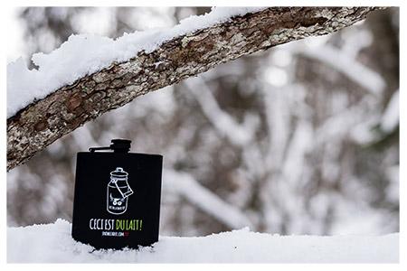 Cadeau Snowleader Rebloch'flask Snowleader