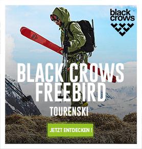 Freebird Black Crows : Tourenski