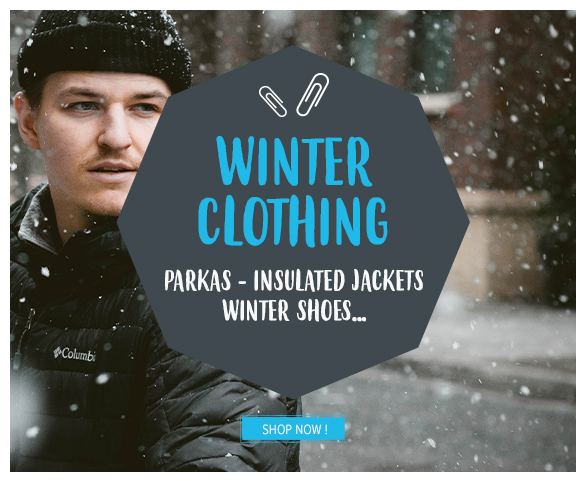 Winter Clothing : The North Face, Patagonia, Pyrenex…