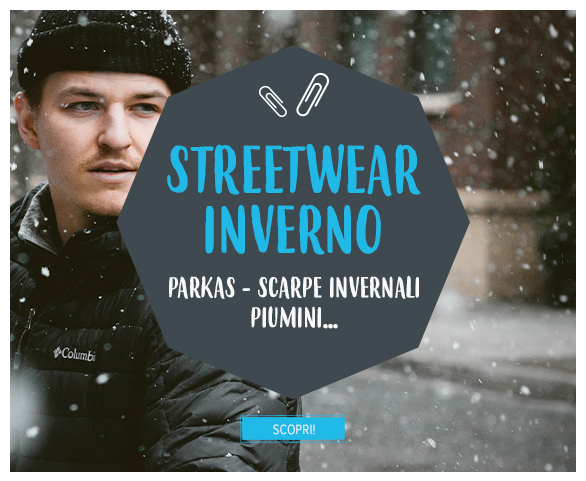 Streetwear inverno : The North Face, Patagonia, Pyrenex…