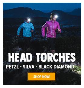Enjoy our Headlamps collection : Petzl, Silva, Black Diamond…