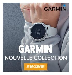 SDécouvrez toutes les montres de Garmin !