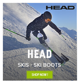 Discover Head skis and ski boots !