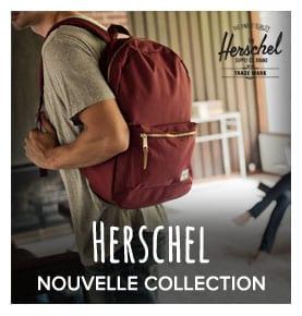 Nouvelle collection Herschel