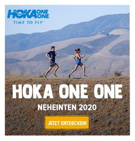 Entdecken Sie die neue Kollektion Hoka !
