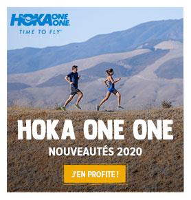 Découvrez les nouvelles Chaussures Hoka !